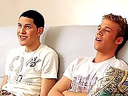 twinks Gay porn videos - Tyler and Billy on Broke Straight Boys!